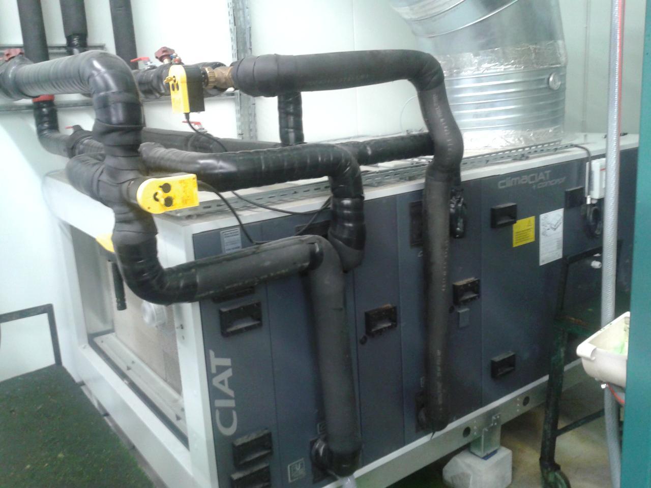 Caisson de traitement d'air