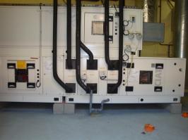 Installation traitement d'air