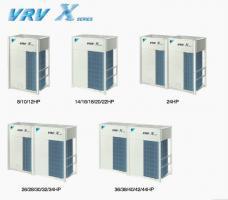 Climatisation tertiaire - Système VRV