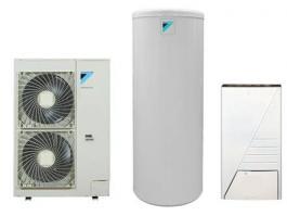 Pompe à chaleur AIR/EAU - DAIKIN