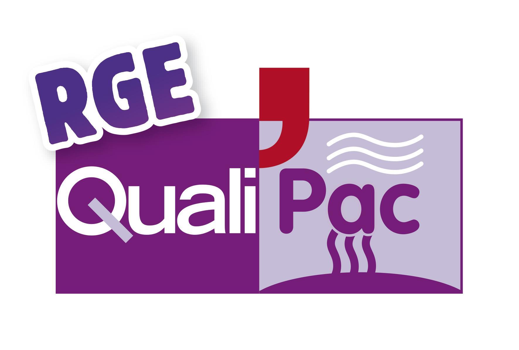 Logo qualipac 2015 rge