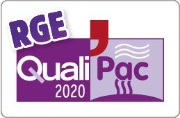 Logo qualipac 2020 rge png